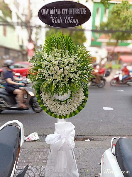 Hoa đám tang châu thành bến tre