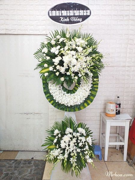 Hoa tang lễ Đông Anh Hà Nội