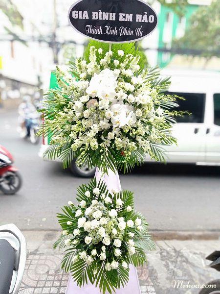 Hoa tang lễ Hải Châu