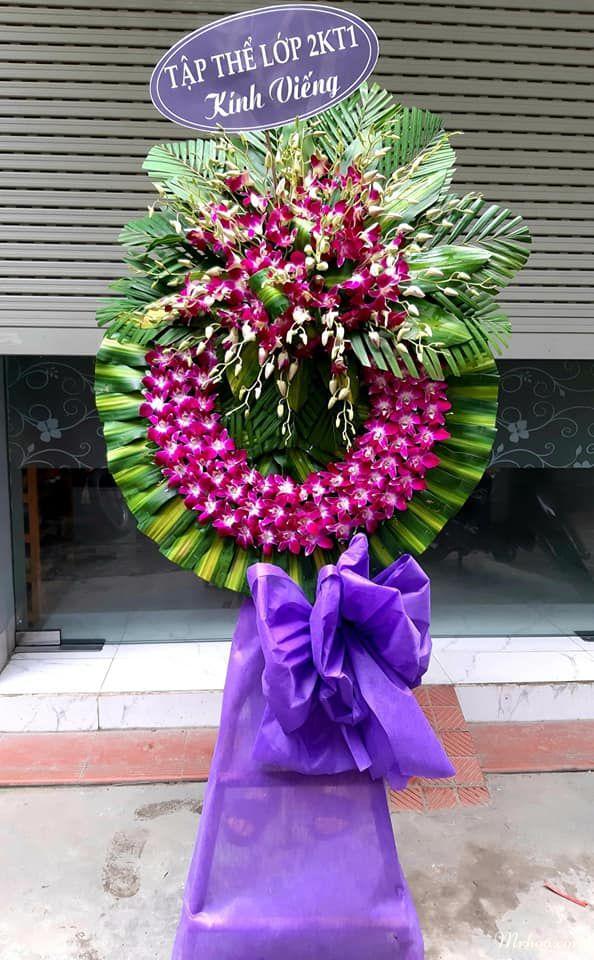 Hoa tang lễ quận Tây Hồ