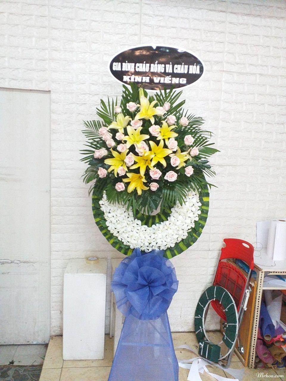 Hoa tang lễ Trâu Quỳ Gia Lâm