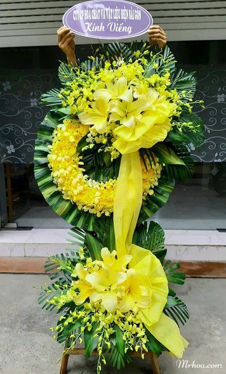 Hoa tang màu vàng