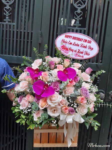 Shop hoa tươi Đông Anh