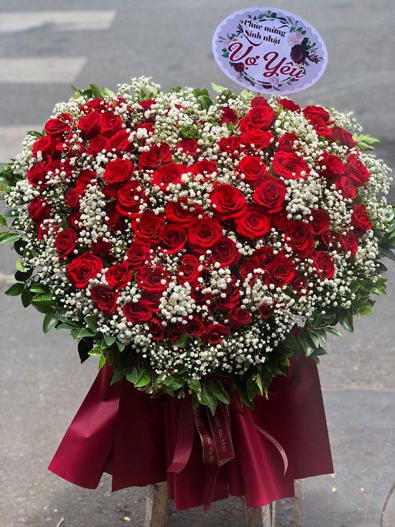 Shop hoa tươi Hoài Đức