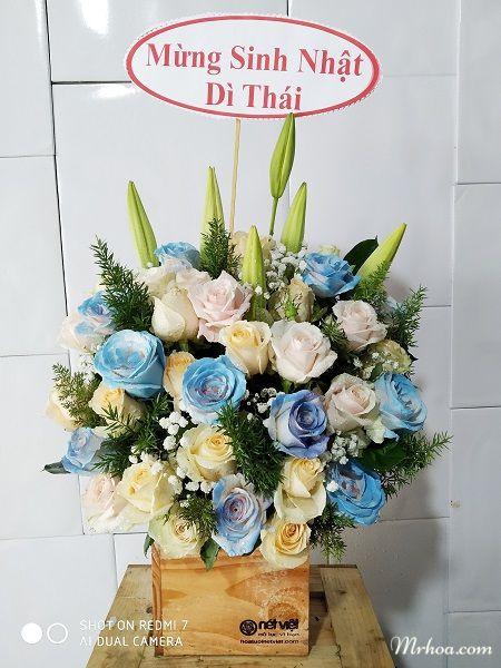 Shop hoa tươi Long Biên