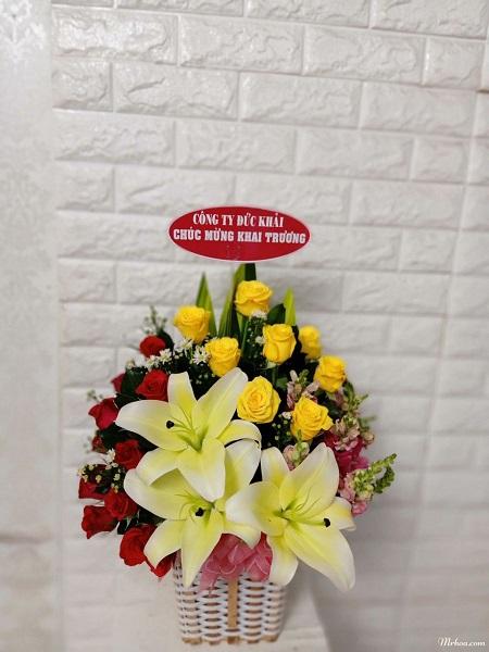 Shop hoa tươi Ngũ Hành Sơn Đà Nẵng