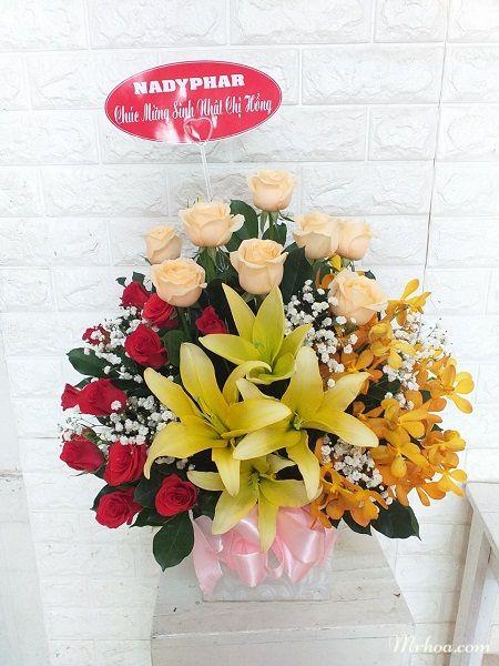 Shop hoa tươi Thanh Khê Đà Nẵng
