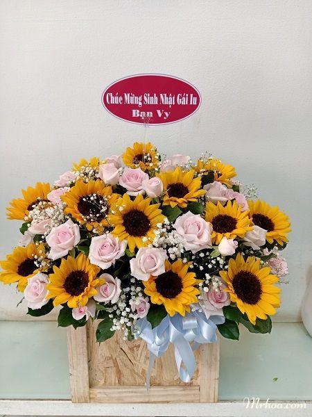 Tiệm hoa tươi Đông ANh