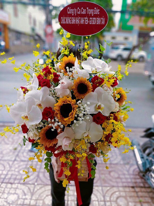 Tiệm hoa tươi Thạch Thất