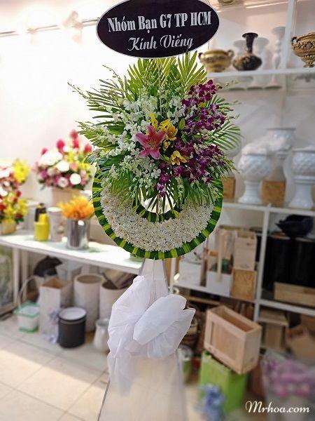 Hoa tang lễ thanh khê Đà Nẵng