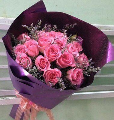 Bo hoa hong tang ban gai