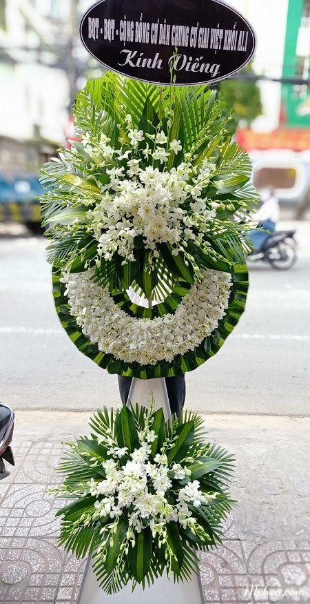 Hoa đám tang Thủ Dầu Một