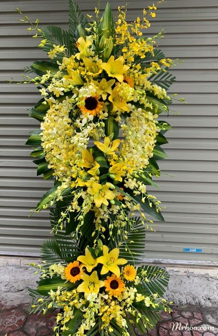 Hoa tang lễ Kiến An Hải Phòng