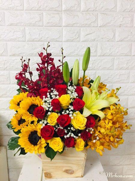 Shop hoa tươi lạng Sơn