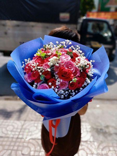 Tặng hoa ở Lạng Sơn