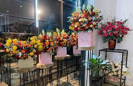 Tiệm hoa tươi Lào Cai