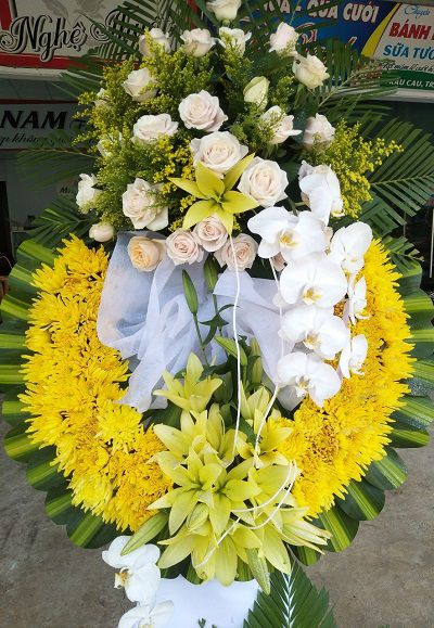 Hoa tang le tien phuoc quảng nam