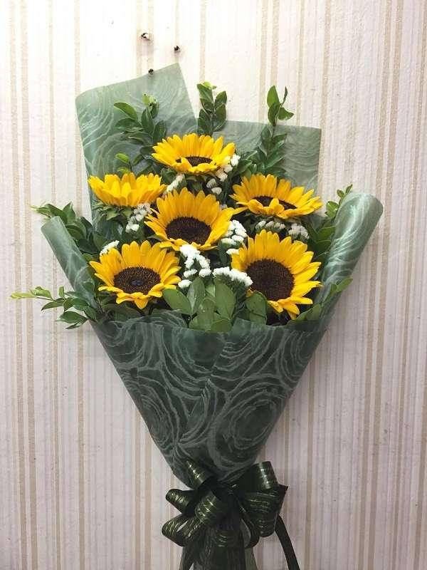 11 bó hoa hướng dương đẹp và ý nghĩa của nó