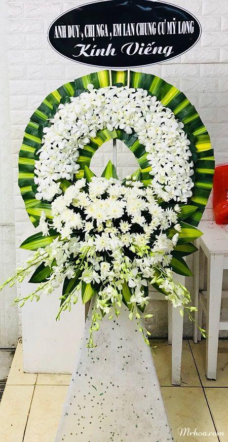 Hoa tang lễ Mỹ Tho