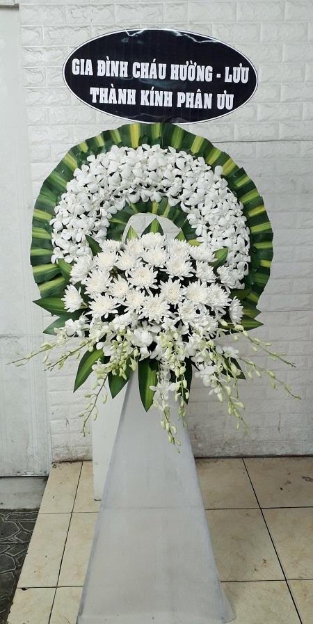 Hoa tang lễ Rạch Giá