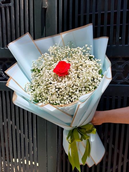tặng hoa rạch giá