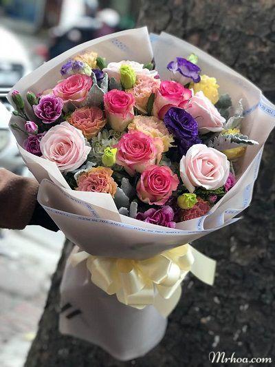 Hoa tuoi thai nguyen