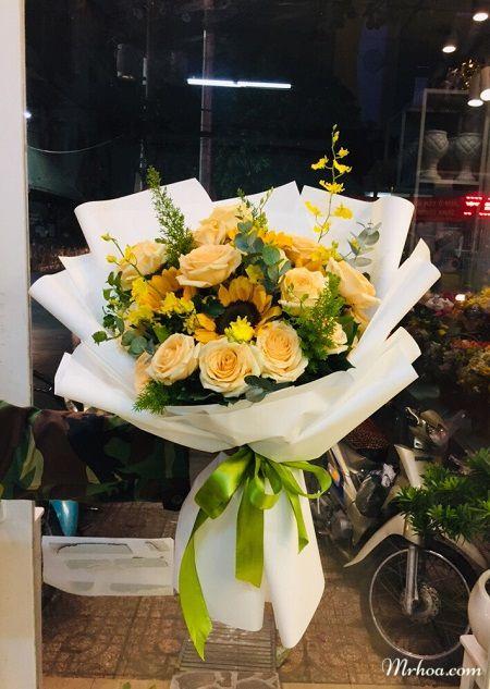 hoa sinh nhật Nha Trang