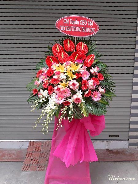Hoa chúc mừng ở Đồng Nai