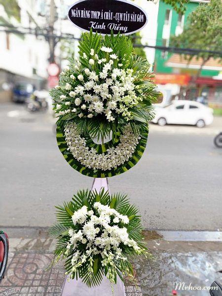Hoa đám tang Đồng Nai