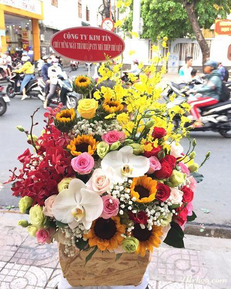 Tiệm hoa Bình Thuận