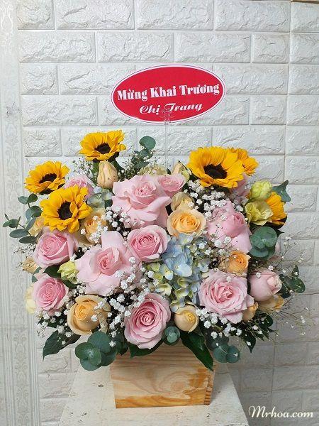 Tiệm hoa Đồng Nai
