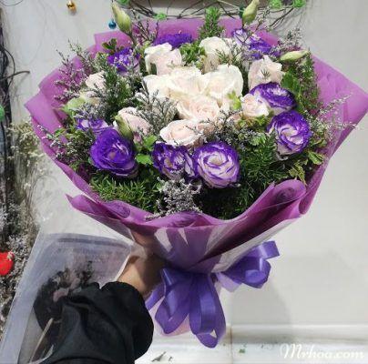 hoa sinh nhat mau tim