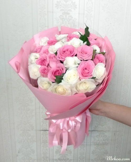 tang hoa cho ban gai