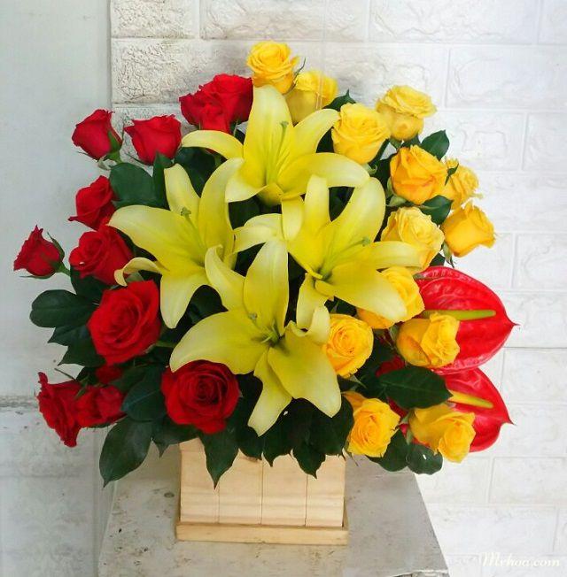 shop hoa tươi tân bình