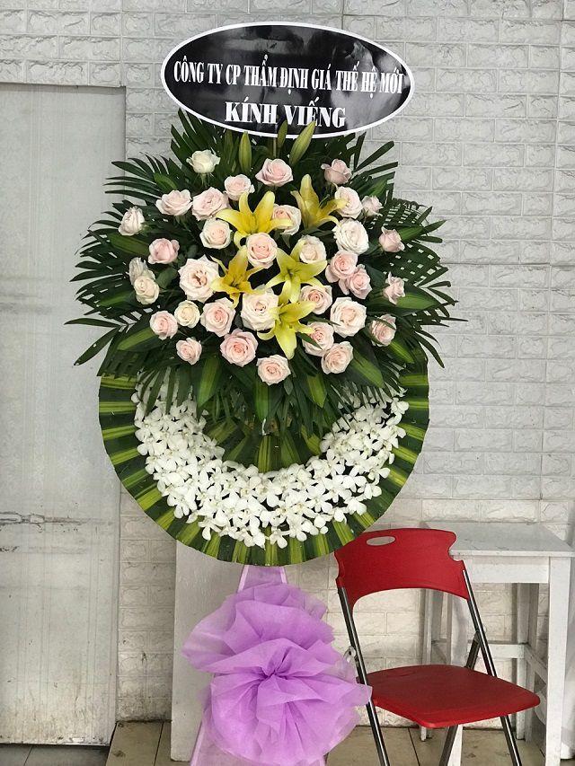 Hoa tang lễ hòa bình bạc liêu