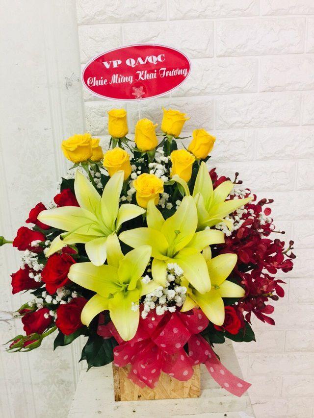 Tiệm hoa Gia Bình Bắc Ninh