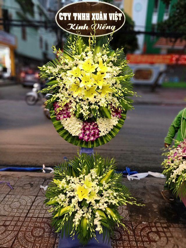 Hoa đám tang tại khánh hòa
