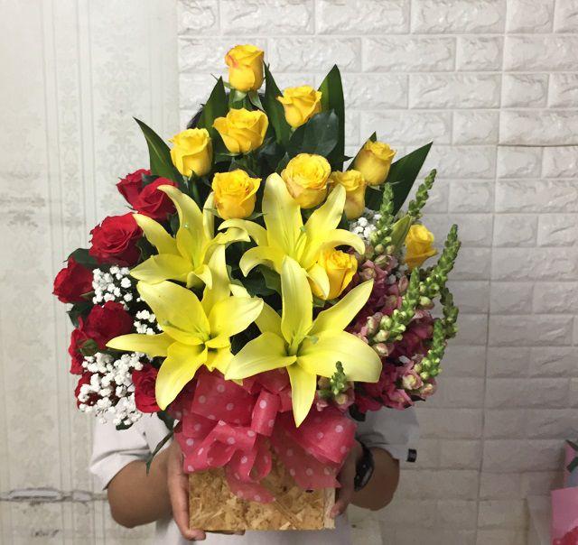 tiệm hoa ở khánh hòa