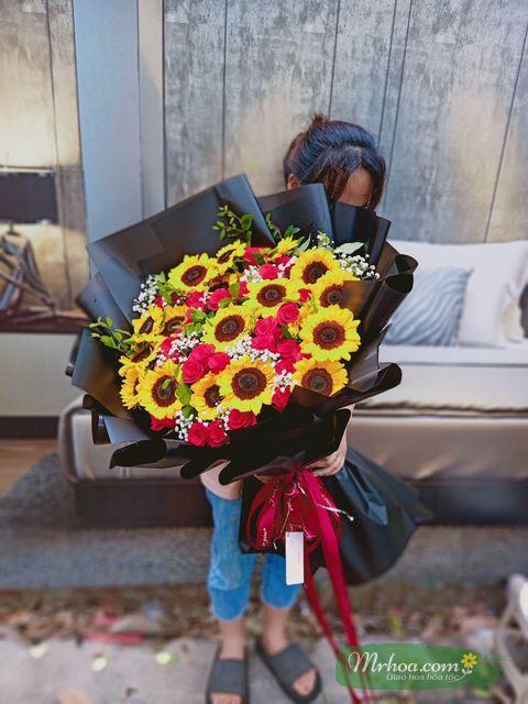 mẫu hoa thành phẩm